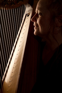 harp and profile | by gmeilers