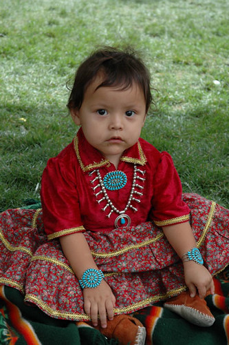 navajo indian girl