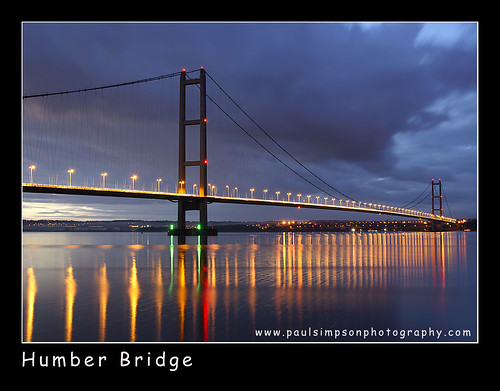 Humber Bridge | by Paul Simpson Photography