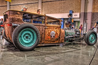 Rat Rod at the Easriders Show in Charlotte | by Carolinadoug