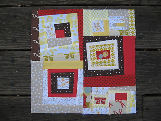 Cottage Quilting Bee | November | by j_q_adams