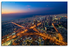 View from The Top - The Veins of Dubai | by DanielKHC