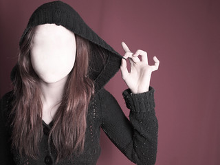 365 Self Portraits: Day 80 - Faceless | by FragilePhoto