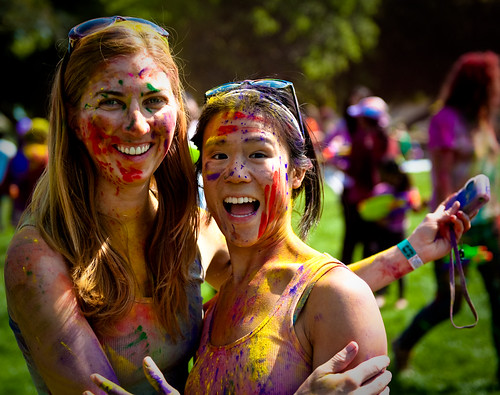 Stanford Holi : Best friends | by tibchris