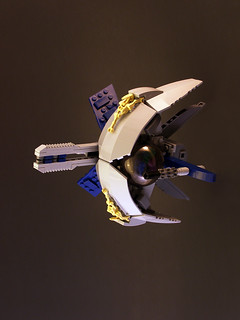 Crescent Mooner | by Legohaulic