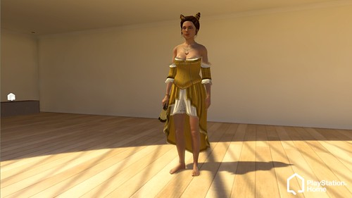 PlayStation Home: Female_Courtesan | by PlayStation.Blog