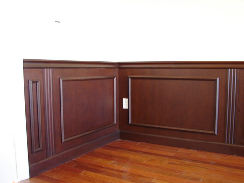 Mahogany Wood Wall Panel, Solid | More Floor Designs ...