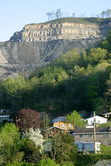 Mountaintop Removal Mine above Homes in Eastern Kentucky | by iLoveMountains.org