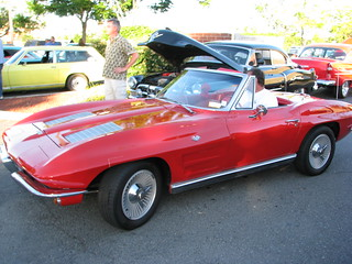 1963 Chevrolet Corvette Stingray Convertible 2 | by Jack Snell - Thanks for over 24 Million Views
