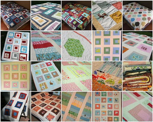 Some of my 2009 Quilts | by alissahcarlton