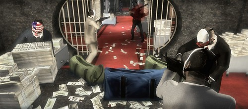 Payday: The Heist for PS3 (PSN) | by PlayStation.Blog