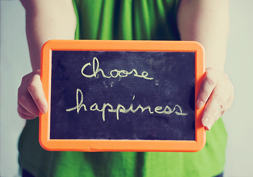choose happiness | by pinkorchid_too (Sandra)
