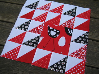 Buzz Cuts | Block #1 for sunflowerquilt | by j_q_adams