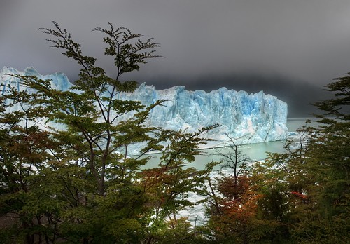 And then I hiked through the Autumn Trees to find the Glacier | by Stuck in Customs