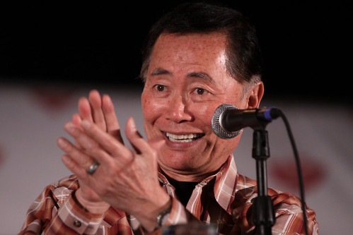 George Takei | by Gage Skidmore