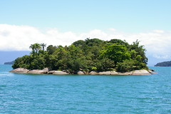 private island , Paraty Brasil | by noireopale