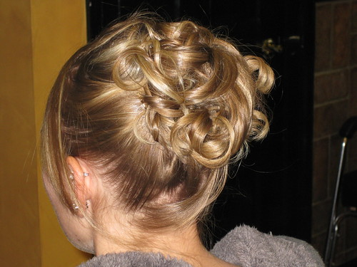 Prom Ready Updo w/Free Prom Survival Kit | by trendsetterssalon
