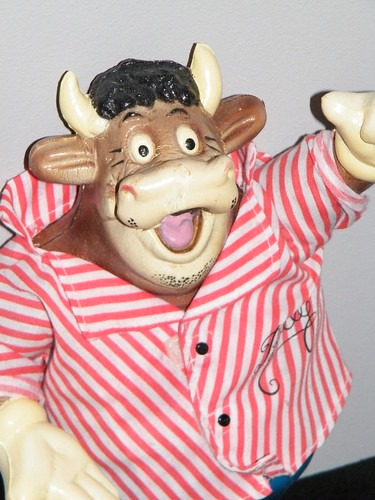Billy Bullseye TV Character Fun Toy | by Humor Blog