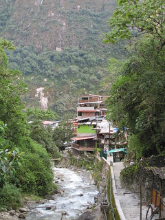 Aguas Calientes | by veganbackpacker