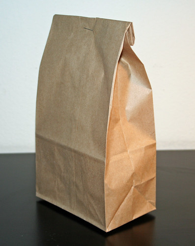 Brown Bag (with staple) | by Jeffrey Beall