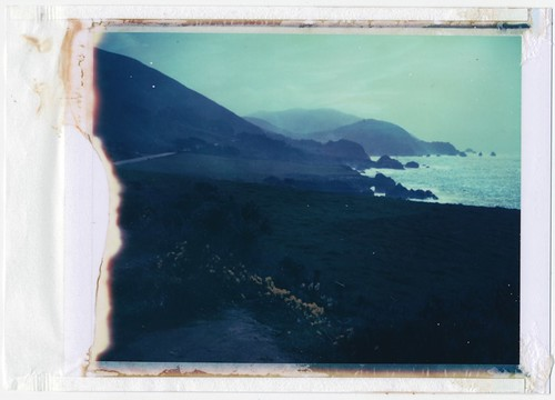 Big Sur Polaroid #1, 2010 | by ryantatar