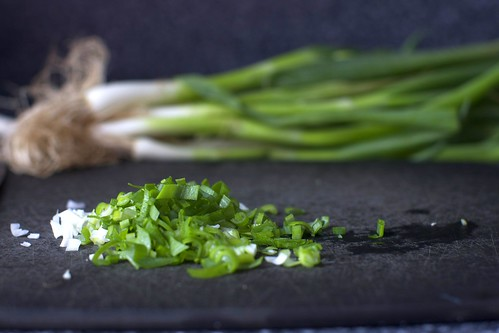 chopped green onions | by smitten kitchen