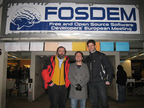 MuseScore user & developer meetup at FOSDEM 2010