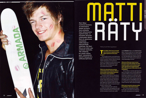 Matti Räty | by Battery Energy Drink