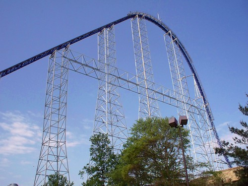 Cedar Point - Millennium Force | by Andrew 94