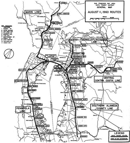 san francisco transit map pdf