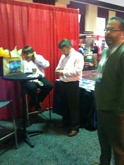 Hard at work! #LTNY | by eMagSol