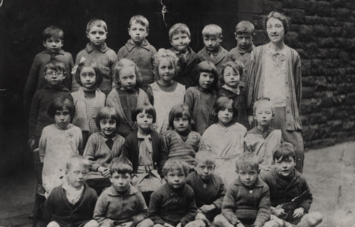 046300:St. Peter's School, Raby Street, Byker, 1927-8