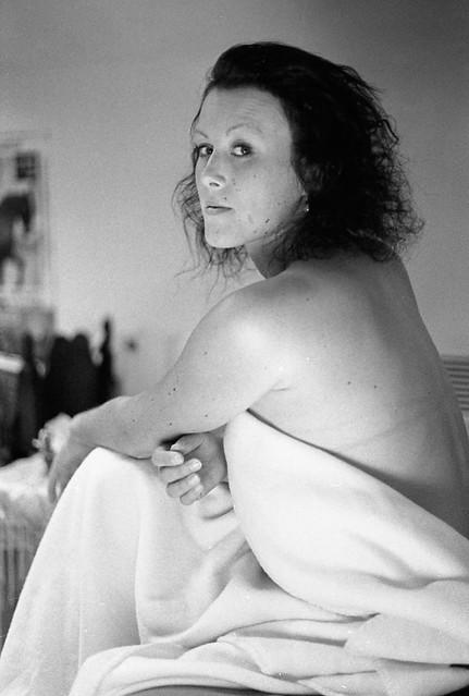 Julie - chez elle - au Leica (III)