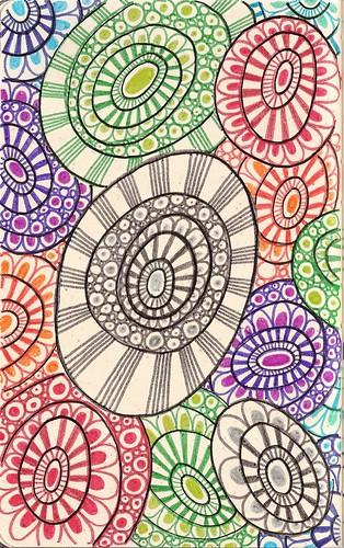Doodle 79 | Loes van Voorthuijsen | Flickr