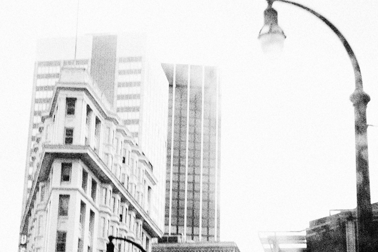 The Flat Iron Building, Downtown Atlanta