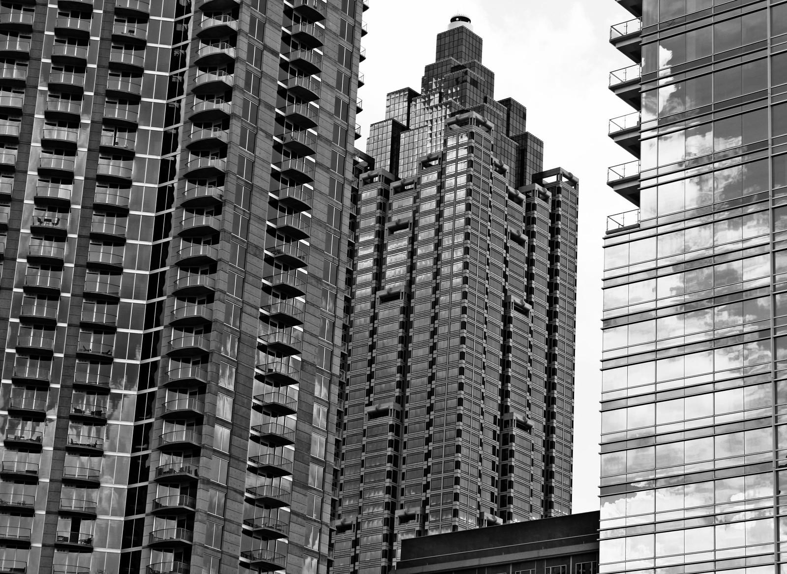 12 Centennial Park Hotel, Suntrust Building, W Hotel, Atlanta, June 2013