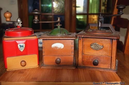 Les 3 Moulins .à café