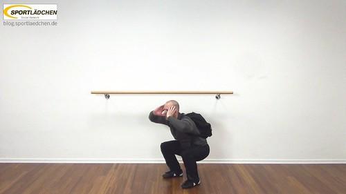 krafttraining ohne geraete kniebeuge 2 flickr photo sharing. Black Bedroom Furniture Sets. Home Design Ideas