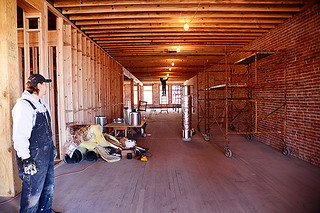 Building Update December 2013 | by Ree Drummond / The Pioneer Woman