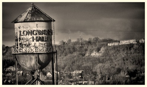 Longworth Hall | by raymondclarkeimages