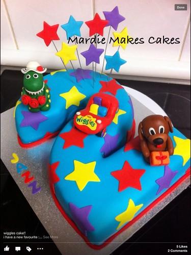 Cake Designs Number 2 : Wiggles 2 Cake Mardie Makes Cakes Flickr