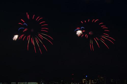 Kobe Fireworks 2014 02