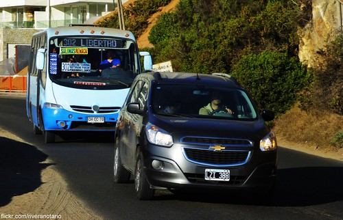Chevrolet Spin - Costa Brava, Chile