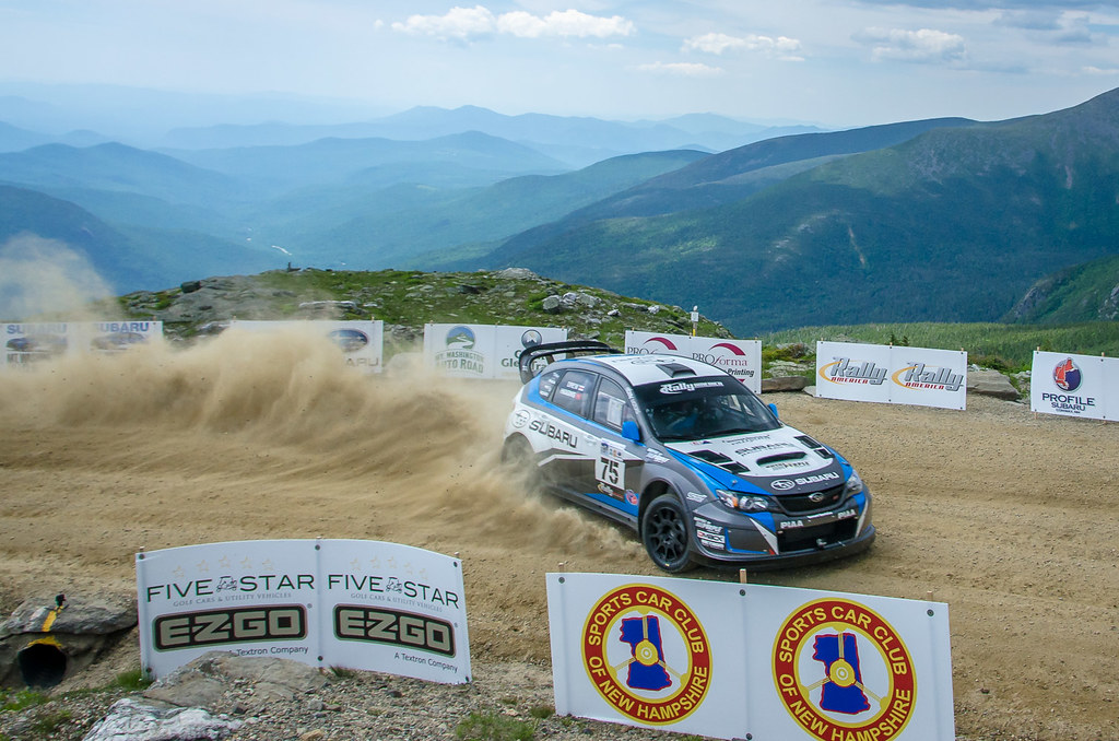 2014 Subaru Mt. Washington HIllclimb