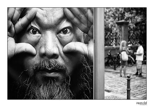 Ai Weiwei - Bye Bye