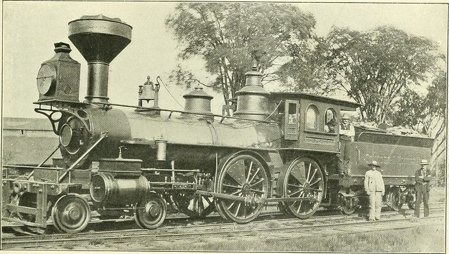 "Image from page 202 of ""Locomotive engineering : a practical journal of railway motive power and rolling stock"" (1892)"