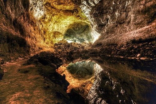 Lanzarote caves snap seed edit