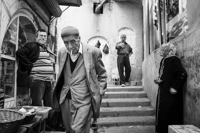 Mardin's Old Market