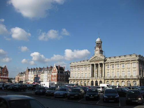 Mairie Place De L H Ef Bf Bdtel De Ville Villepinte
