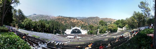 Hollywood Bowl Panoramiqueado